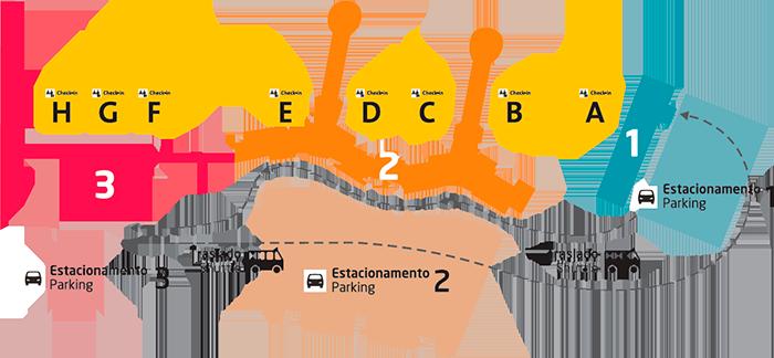 Discover GRU Airport Maps